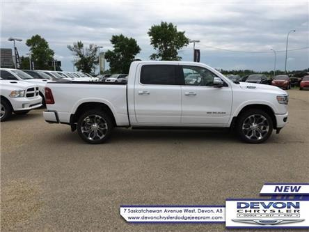 2019 RAM 1500 25K Longhorn (Stk: 19R15232) in Devon - Image 1 of 9