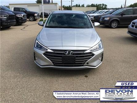 2019 Hyundai Elantra Preferred (Stk: PW0465) in Devon - Image 2 of 8