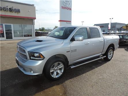 2015 RAM 1500 Sport (Stk: 192422) in Brandon - Image 2 of 24