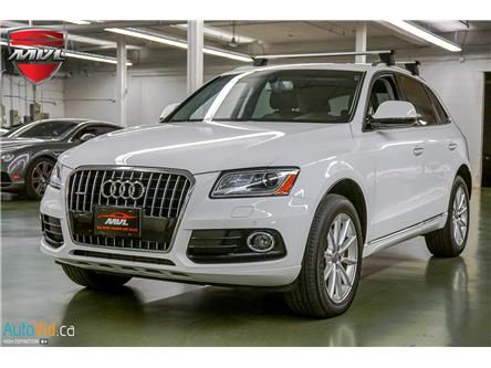 2016 Audi Q5 3.0 TDI Technik (Stk: ) in Oakville - Image 1 of 27