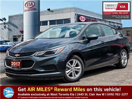 2017 Chevrolet Cruze LT Auto (Stk: T20003) in Toronto - Image 1 of 24