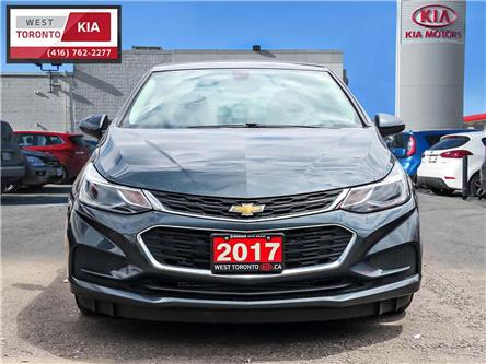 2017 Chevrolet Cruze LT Auto (Stk: T20003) in Toronto - Image 2 of 24