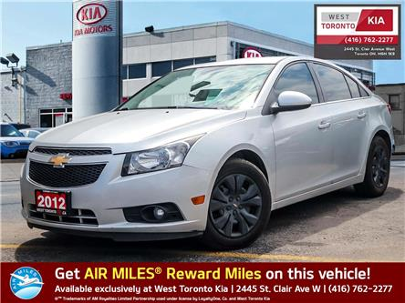 2012 Chevrolet Cruze LT Turbo (Stk: T19450) in Toronto - Image 1 of 17