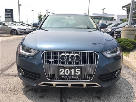 2015 Audi A4 allroad 2.0T Technik (Stk: 1734W) in Oakville - Image 2 of 30