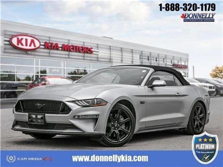 2018 Ford Mustang GT Premium (Stk: CLKU2273) in Kanata - Image 1 of 29