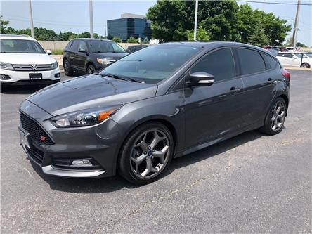 2018 Ford Focus ST Base (Stk: 344-62) in Oakville - Image 1 of 15