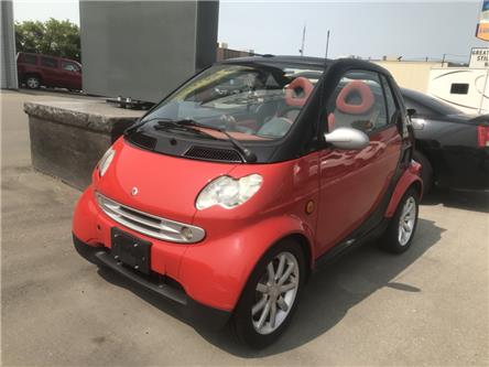 2005 Smart Fortwo Pure (Stk: T9113T) in Chatham - Image 1 of 4