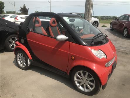 2005 Smart Fortwo Pure (Stk: T9113T) in Chatham - Image 2 of 4