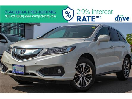 2016 Acura RDX Base (Stk: AP4896) in Pickering - Image 1 of 32