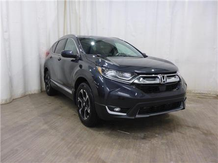 2019 Honda CR-V Touring (Stk: 1950006) in Calgary - Image 1 of 22