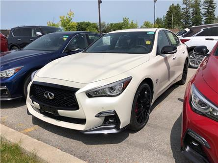 2019 Infiniti Q50 3.0t I-LINE RED SPORT (Stk: 19Q5051) in Newmarket - Image 1 of 4
