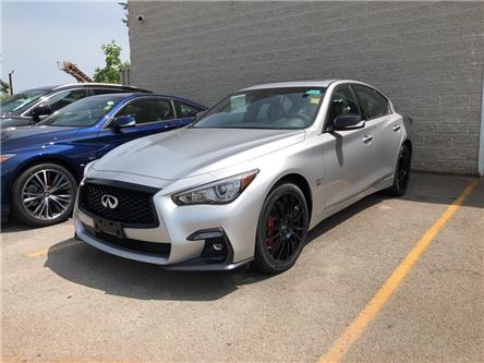 2019 Infiniti Q50 3.0t I-LINE RED SPORT (Stk: 19Q5056) in Newmarket - Image 1 of 4