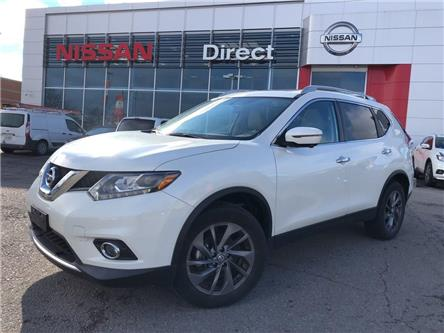 2016 Nissan Rogue SL | DEMO | CPO (Stk: P0596) in Mississauga - Image 1 of 21