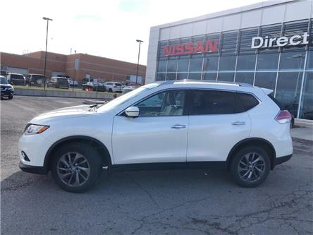 2016 Nissan Rogue SL | DEMO | CPO (Stk: P0596) in Mississauga - Image 2 of 21