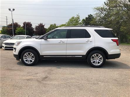 2018 Ford Explorer XLT| AWD| Navi| Backup Cam| Leather| Sunroof (Stk: 5280) in Stoney Creek - Image 2 of 18