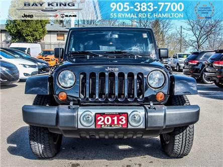 2013 Jeep Wrangler Unlimited Sahara (Stk: 6638A) in Hamilton - Image 2 of 22