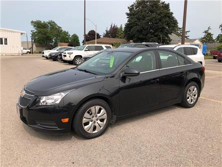 2013 Chevrolet Cruze LT Turbo (Stk: U14219) in Goderich - Image 1 of 16
