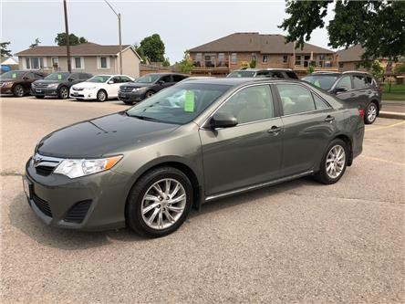 2013 Toyota Camry LE (Stk: U14519) in Goderich - Image 1 of 18