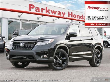 2019 Honda Passport Touring (Stk: 923125) in North York - Image 1 of 23