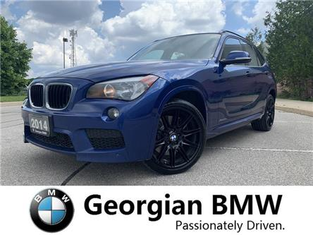 2014 BMW X1 xDrive35i (Stk: B19219T1) in Barrie - Image 1 of 20