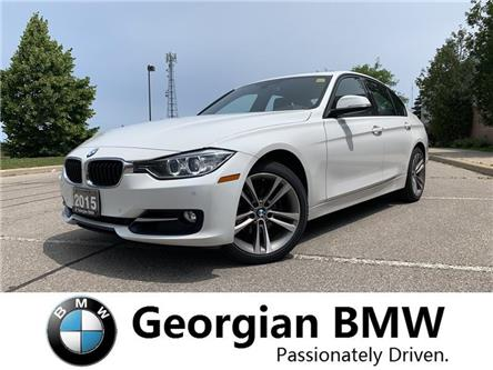 2015 BMW 328i xDrive (Stk: P1509) in Barrie - Image 1 of 21