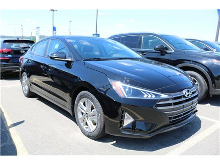 2020 Hyundai Elantra Preferred (Stk: 02930) in Saint John - Image 1 of 3