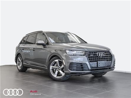 2018 Audi Q7 3.0T Technik (Stk: 52757A) in Ottawa - Image 1 of 20