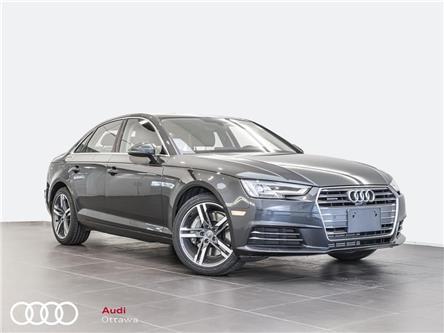 2017 Audi A4 2.0T Technik (Stk: PA565) in Ottawa - Image 1 of 19