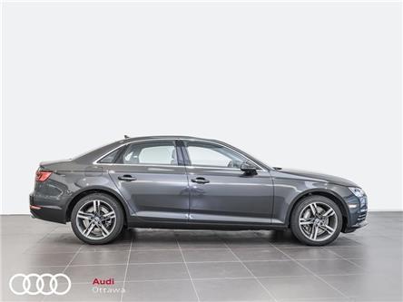 2017 Audi A4 2.0T Technik (Stk: PA565) in Ottawa - Image 2 of 19