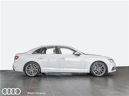2017 Audi A4 2.0T Technik (Stk: 92009A) in Nepean - Image 2 of 19