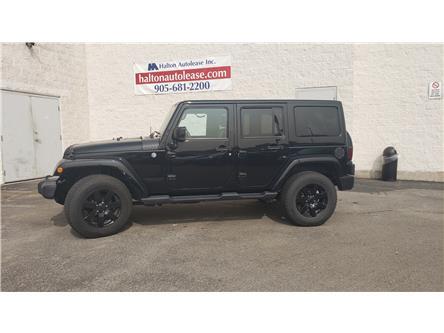 2014 Jeep Wrangler Unlimited Sahara (Stk: 310859) in Burlington - Image 1 of 13