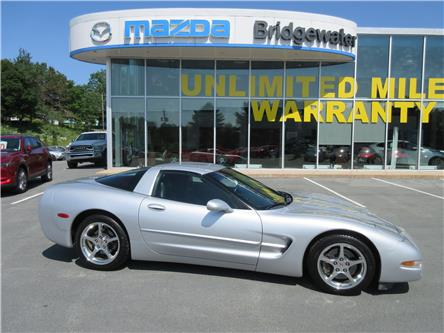 2003 Chevrolet Corvette Base (Stk: ) in Hebbville - Image 1 of 17