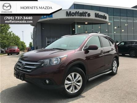 2014 Honda CR-V EX-L (Stk: 27521B) in Barrie - Image 1 of 24