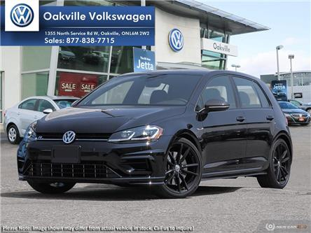 2019 Volkswagen Golf R 2.0 TSI (Stk: 21453) in Oakville - Image 1 of 32