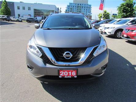2016 Nissan Murano SV (Stk: RY19M043A) in Richmond Hill - Image 2 of 41