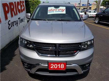 2018 Dodge Journey Crossroad (Stk: 19-386) in Oshawa - Image 2 of 16