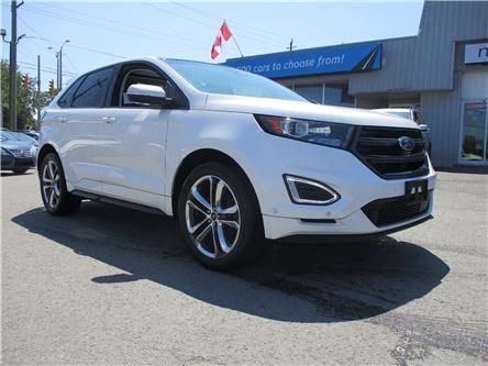 2015 Ford Edge Sport (Stk: 190944) in Richmond - Image 1 of 17