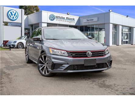 2018 Volkswagen Passat 3.6L VR6 GT (Stk: JP033953) in Vancouver - Image 1 of 30