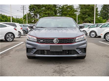 2018 Volkswagen Passat 3.6L VR6 GT (Stk: JP033953) in Vancouver - Image 2 of 25