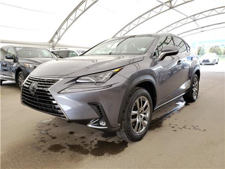 2020 Lexus NX 300 Base (Stk: L20010) in Calgary - Image 2 of 5