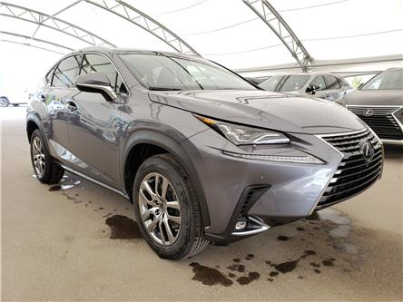 2020 Lexus NX 300 Base (Stk: L20010) in Calgary - Image 1 of 5