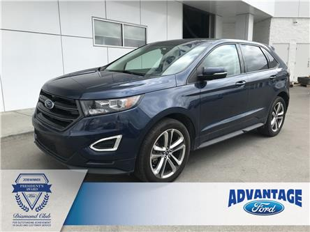2017 Ford Edge Sport (Stk: 5497) in Calgary - Image 1 of 19