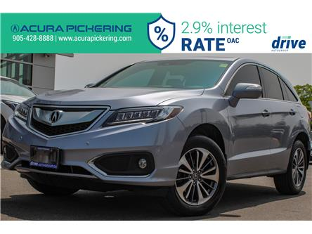 2016 Acura RDX Base (Stk: AP4905) in Pickering - Image 1 of 35