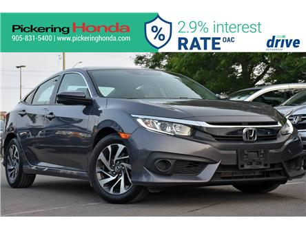 2018 Honda Civic EX (Stk: P5055) in Pickering - Image 1 of 30