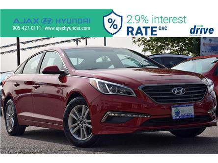 2016 Hyundai Sonata GL (Stk: 19463A) in Ajax - Image 1 of 29