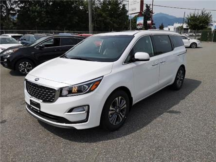 2020 Kia Sedona SX (Stk: K08-4190) in Chilliwack - Image 1 of 15