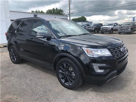 2017 Ford Explorer XLT (Stk: 9229A) in Wilkie - Image 1 of 24
