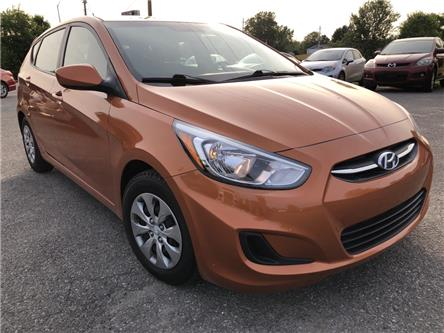 2016 Hyundai Accent LE (Stk: -) in Kemptville - Image 1 of 9