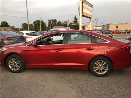 2017 Hyundai Sonata GL (Stk: -) in Kemptville - Image 2 of 8