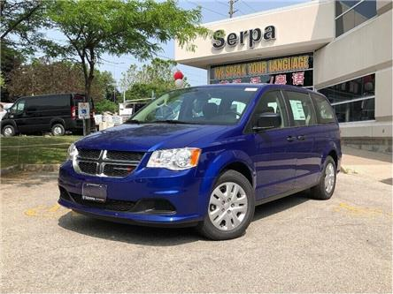 2019 Dodge Grand Caravan 29E Canada Value Package (Stk: 197085) in Toronto - Image 1 of 18